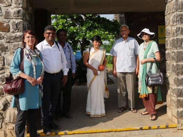At Marathwada Sheti Sahayya Mandal (MSSM)