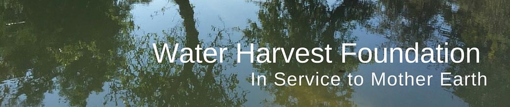 Water Harvest Foundation